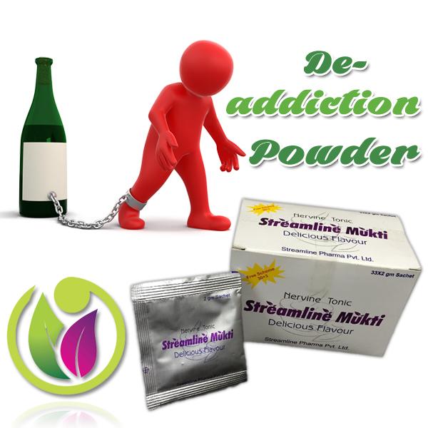 Buy De-Addiction Powder