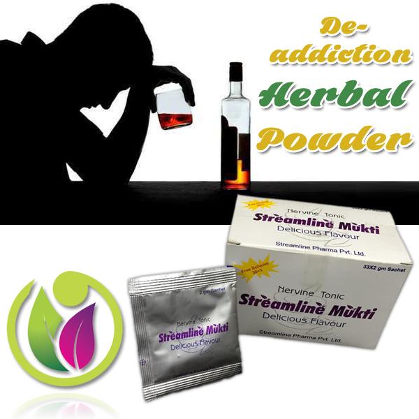 Buy De-Addiction Herbal Powder