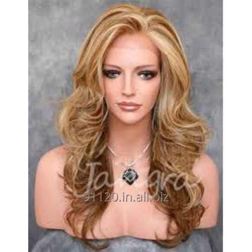 FRONT LACE ROMANTIC WIG
