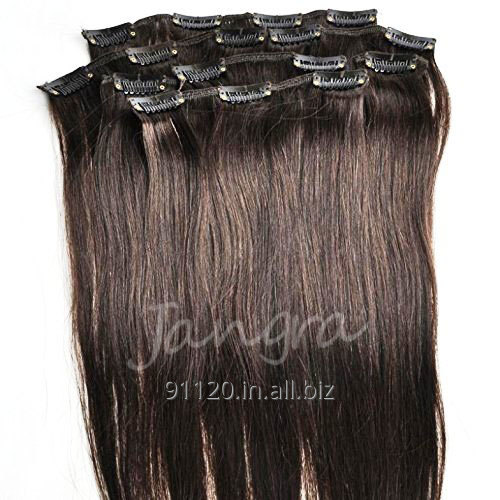 8 CUT PCS FULL HEAD CLIP EXTENSION