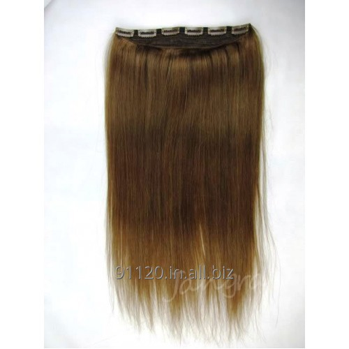 LACE CLIP EXTENSION CURLY STYLE