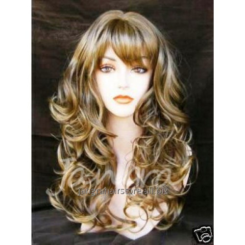 BIG WAVE FULL LACE WIG