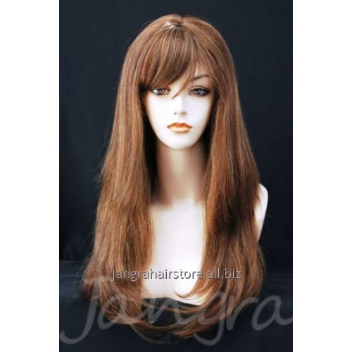 FRONT BANG FULL LACE WIG-INWG031
