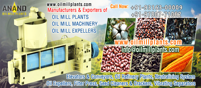 Buy Anand Oil Mill Plants