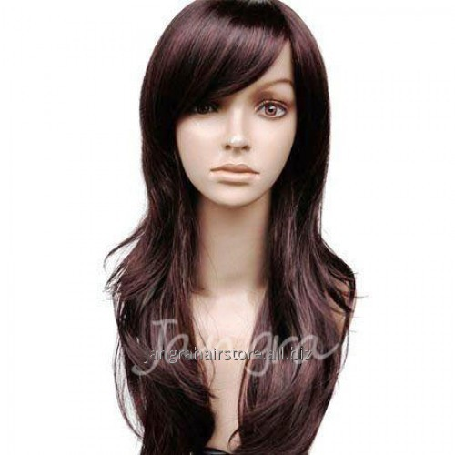 SIDE BANG STRAIGHT FULL LACE WIG