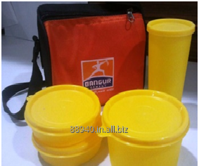 Bangur Traveler soft lunch box