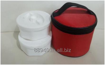 Vanilla Cylinder Lunch Box