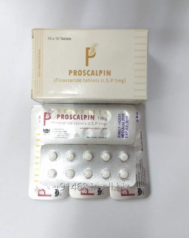 PROSCALPIN 1 mg HAIR LOSS MEDICINES