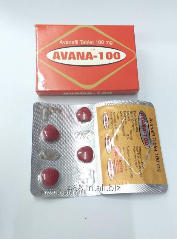 AVANA 100 mg GENERIC STENDRA