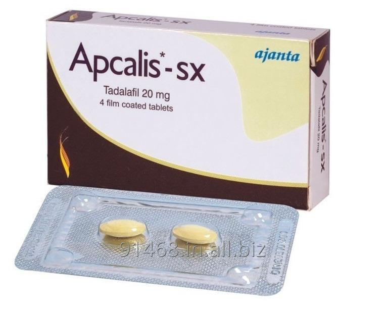APCALIS SX 20 mg ED PRODUCTS