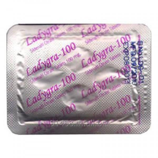 LADYGRA 100 MG  ED PRODUCTS