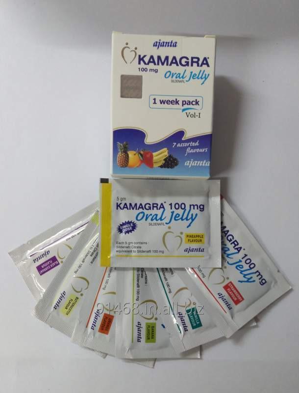 KAMAGRA JELLY 100 mg