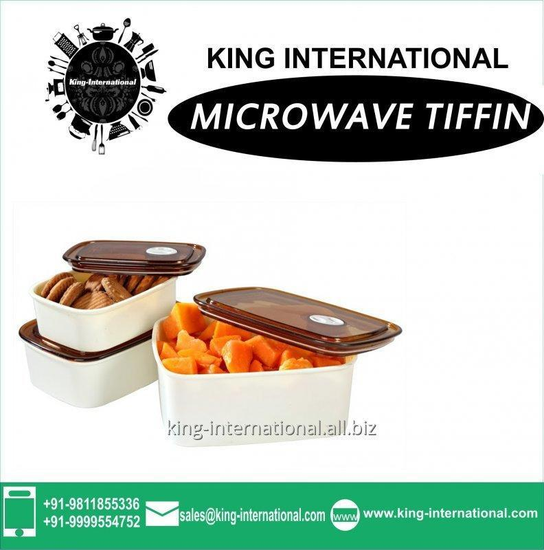 3 Airtight microwave Container