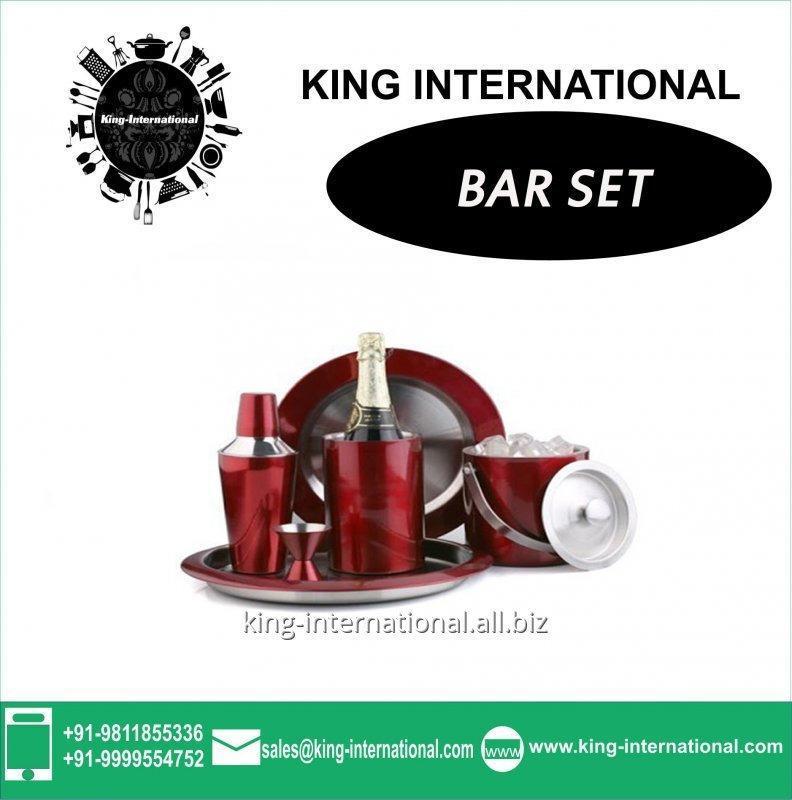 Red Bar Set