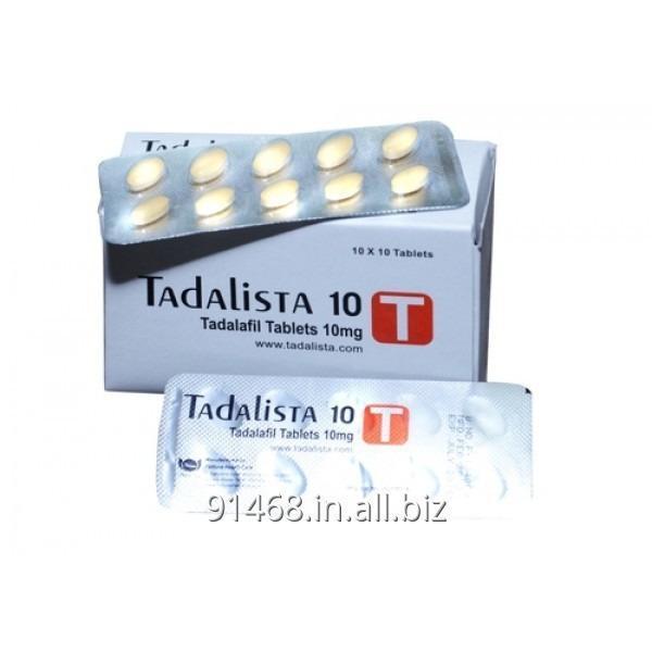 TADALISTA 10 mg  GENERIC CIALIS