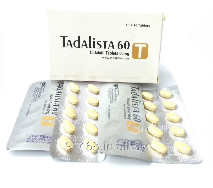 TADALISTA 60 mg GENERIC CIALIS