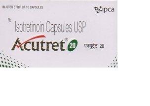 Acutret Allergan Pharma Novoret