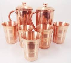Buy Copper New milk Jug