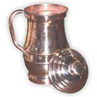 Copper Water large water Jug