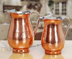 Buy Copper water Jug|Copper water pot