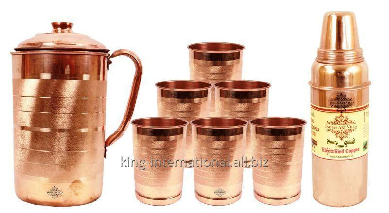 Buy Copper Water large water Jug