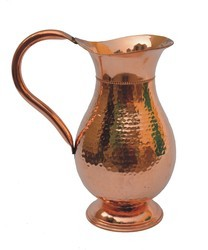 Buy Copper double cups jigger / measuring jug