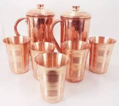 Buy Copper Catering Jug