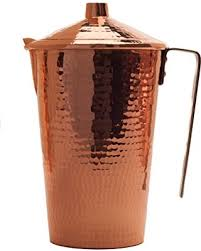 Buy High quality Copper milk jug