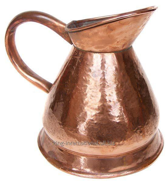 Buy Copper Products - Copper Jug
