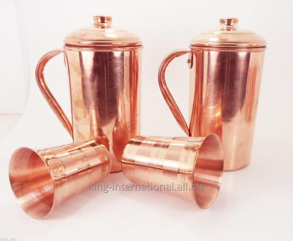 Buy Copper Pitcher