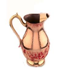 Buy Hot sale!Copper jug with ice catcher