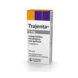Trajenta Tablets Diabetes Medication