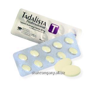TADALISTA PRO 20 mg GENERIC CIALIS