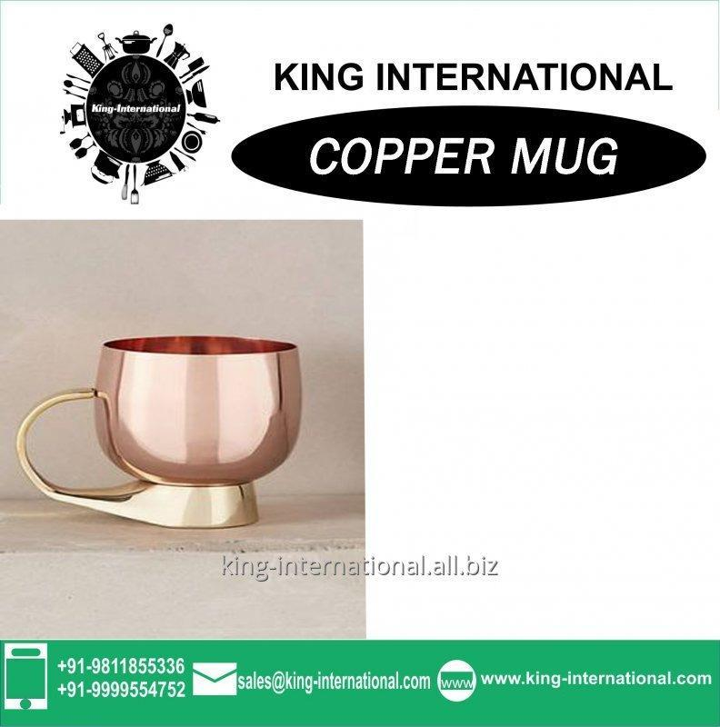 Buy Pure copper mug