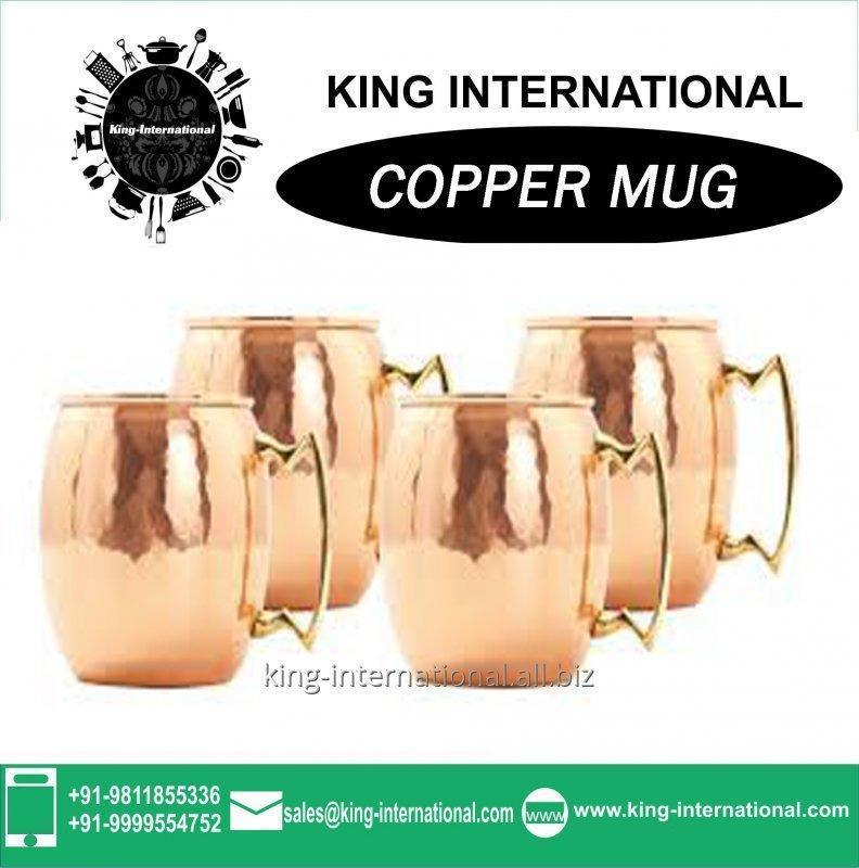 Buy Custom copper mug