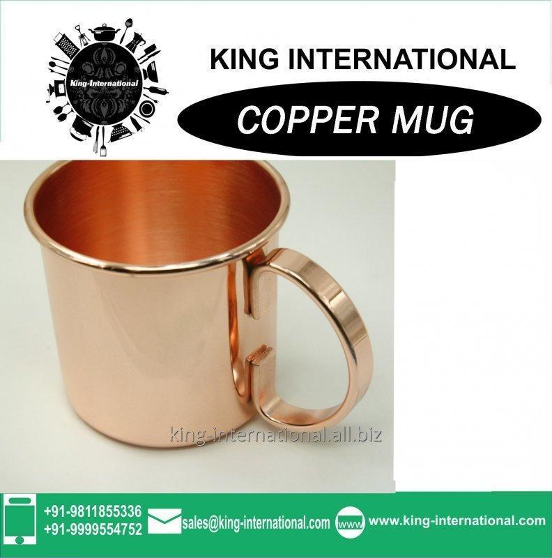 Buy Copper mug for office