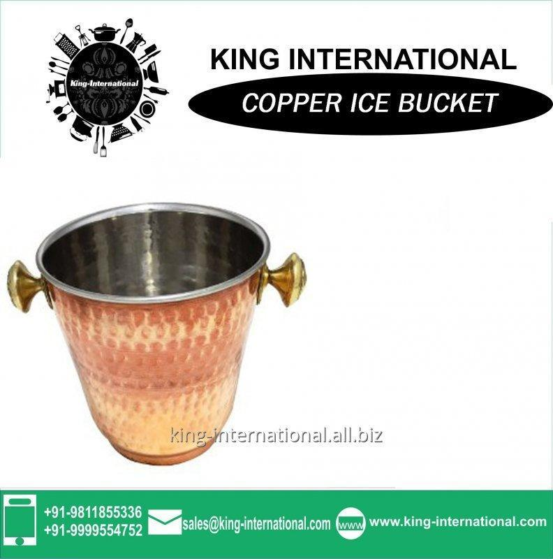 Copper GOOD QUALITY ICE BUCKET