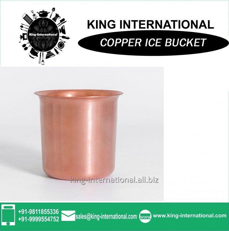 Copper ice bucket /champagne bucket
