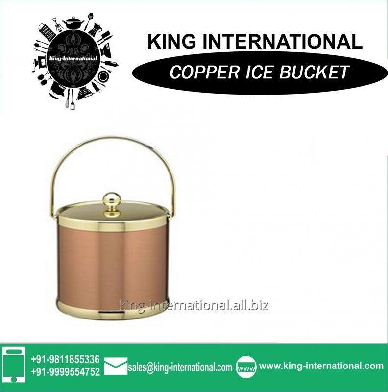 Buy Factory ice bucket with scoop/metal ice cream scoop