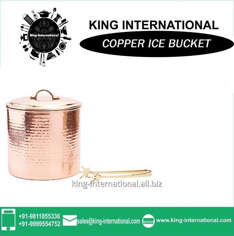 Buy Copper Ice Bucket