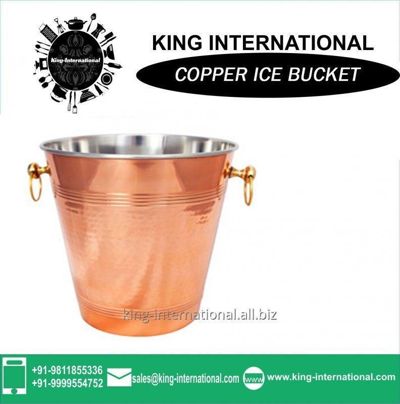 Buy Classics Copper Ice Bucket