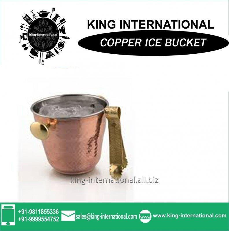 Buy Copper ice bucket 1L Wine Cooler