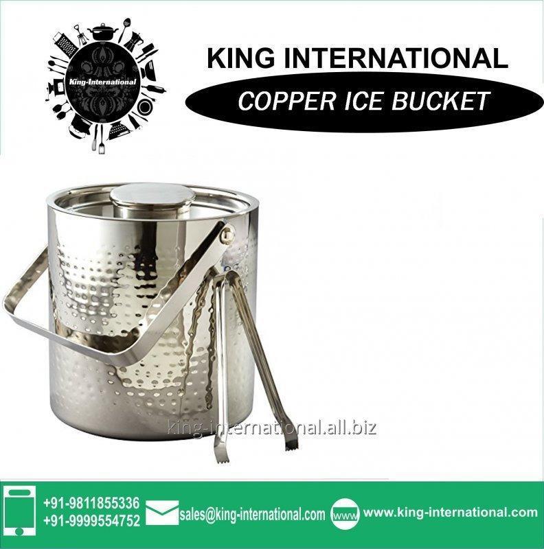 Buy Copper ice bucket/ ice pails
