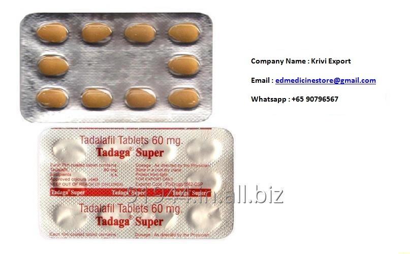 Buy Tadaga Super 60 MG