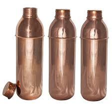 Buy Double wall Copper Water Bottle
