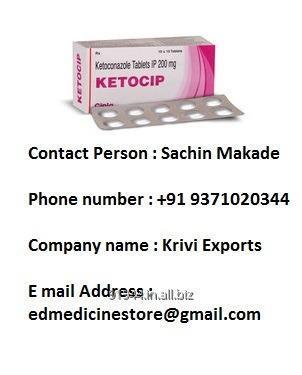 Buy Ketocip Ketoconaz0le Tablet