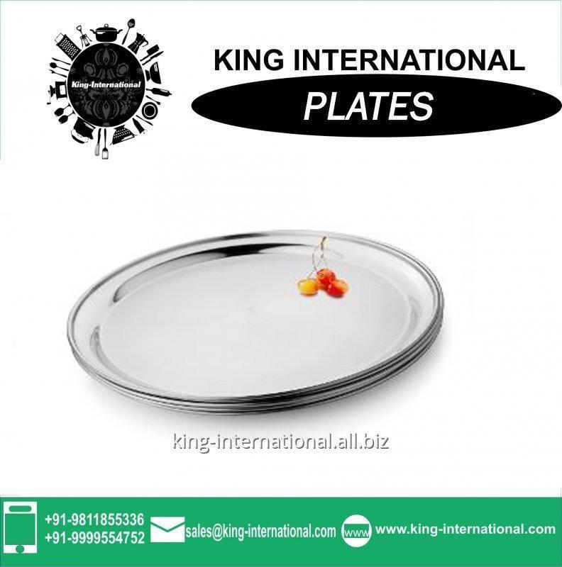 Buy Mirror Polish Mess Plate