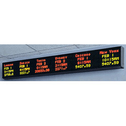 Buy Multiline Display Boards