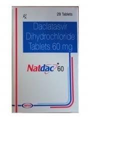 Buy NatDac (Daclatasvir 60mg)