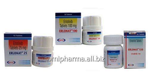Buy Erlonat Erlotinib Tablet